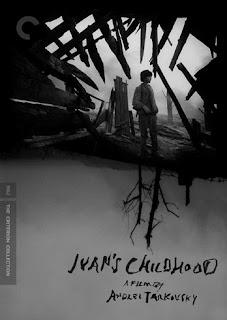 DVD cover for Tarkovsky Ivan's Childhood