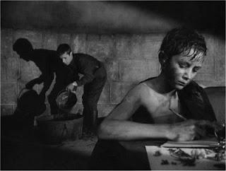 image from Tarkovsky Ivan's Childhood