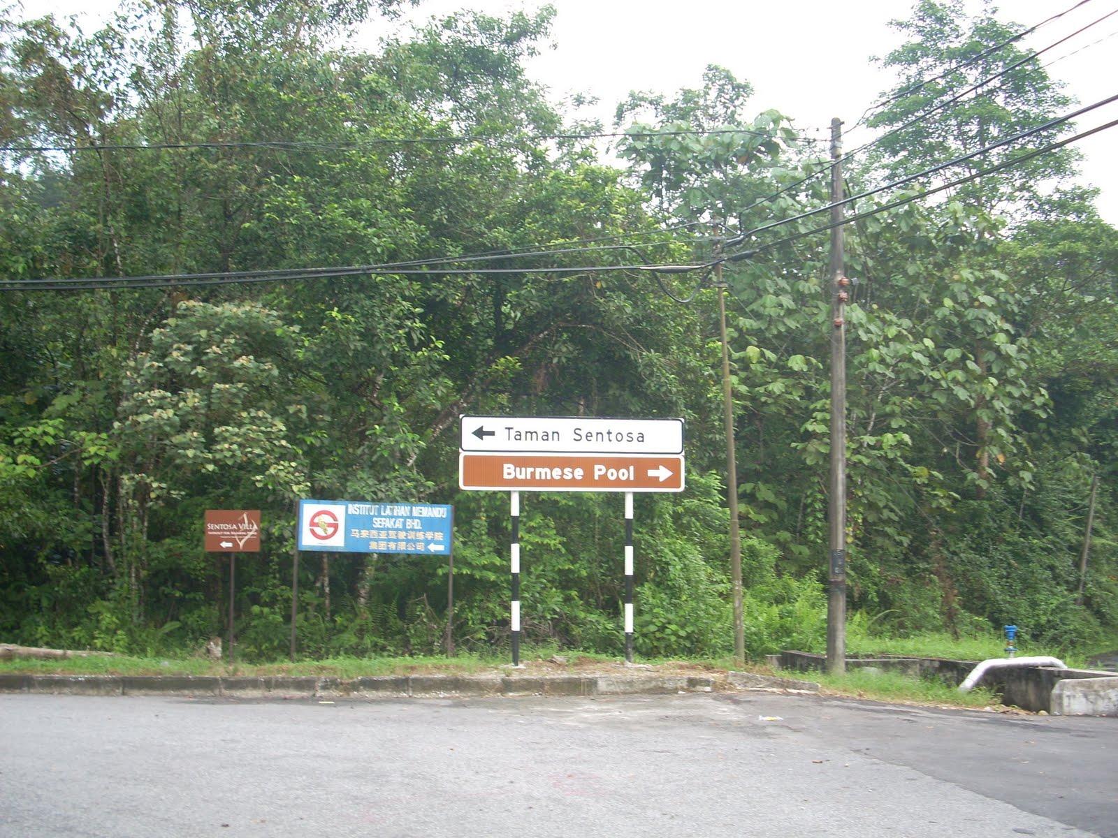 Cinta Pada Yang Satu Taman Tasik Taiping