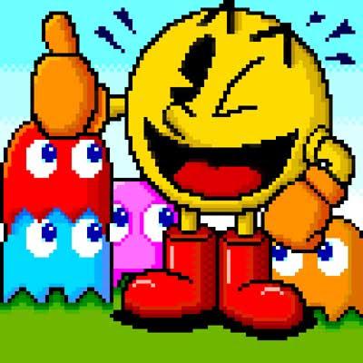 imagenes de videojuegos! Pacman