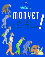 Monyet Aja Bisa Cari Duit !