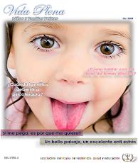 REVISTA VIDA PLENA: Niños y Familias Felices DICIEMBRE 2008