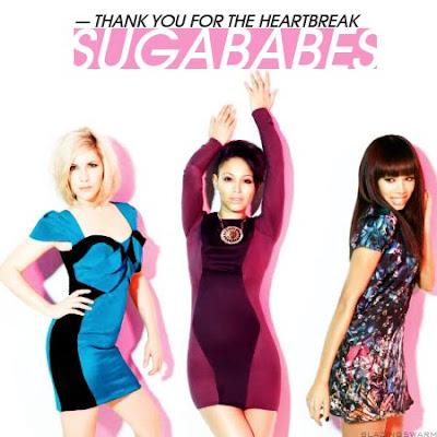 Survivor >> Álbum 'Sweet 7' [Ronda 5 - Página 4] - Página 7 Sugababes+-+Thank+You+For+The+Heartbreak+%28FanMade+Single+Cover%29+Made+by+bs+