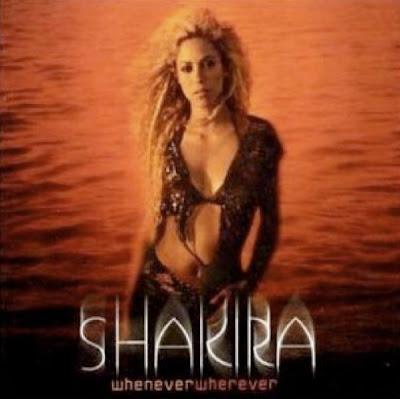 shakira laundry service album cover. Shakira: Laundry Service
