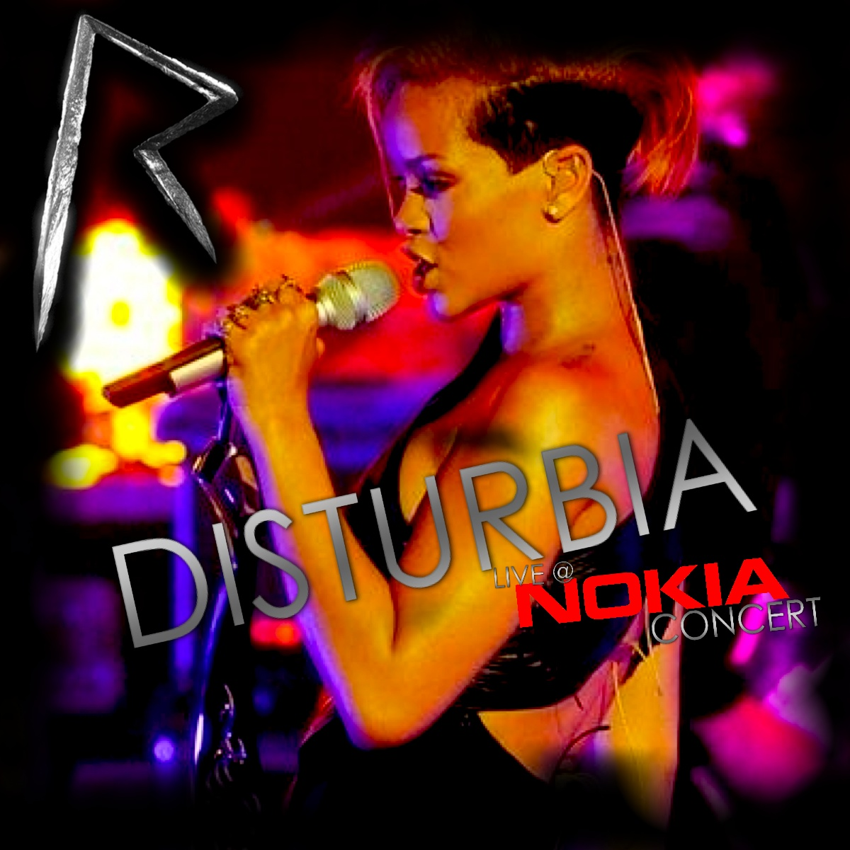 Disturbia Rihanna Cover Rihanna Disturbia Cover Art