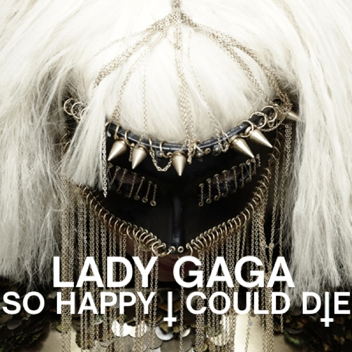 Lady Gaga Fame Monster Album Cover. Lady GaGa: So Happy I Could