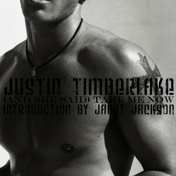 justin timberlake justified album. Justin Timberlake: (And she