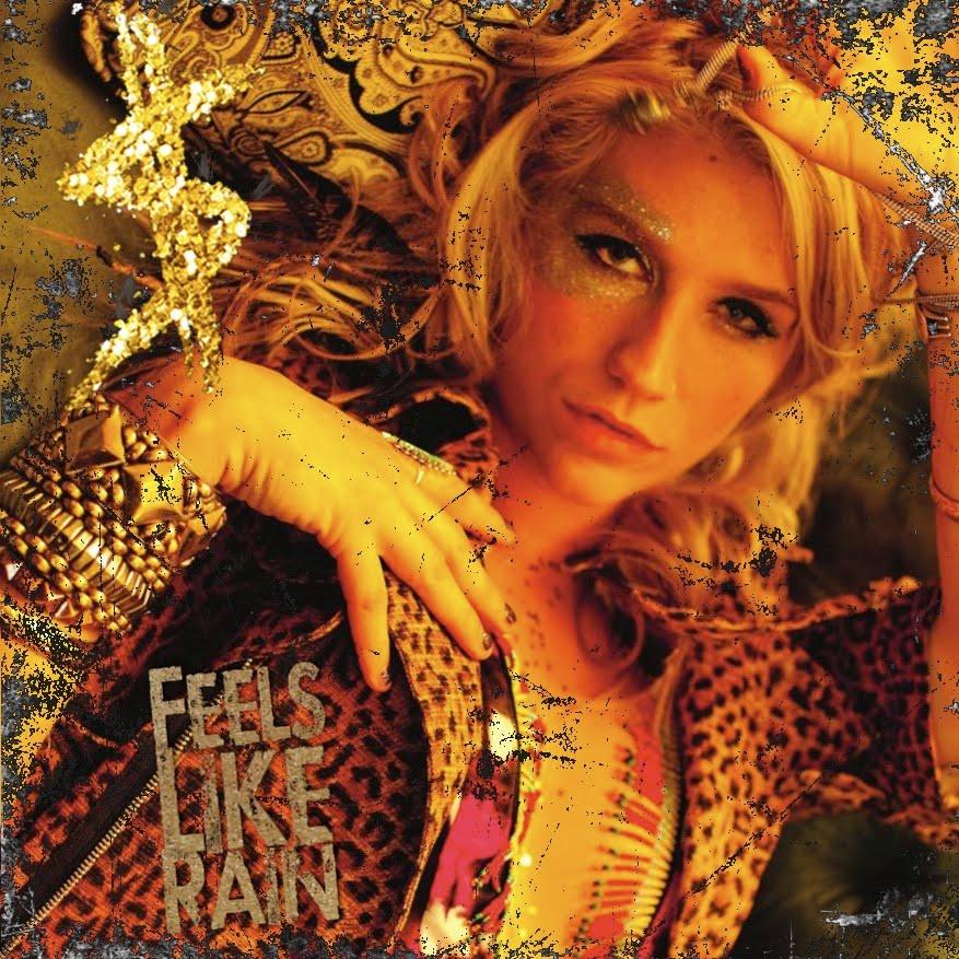 Feels Like Rain-Kesha (Lyrics) - YouTube