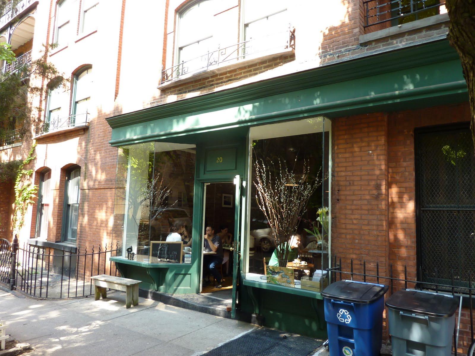 Iris Café New York City