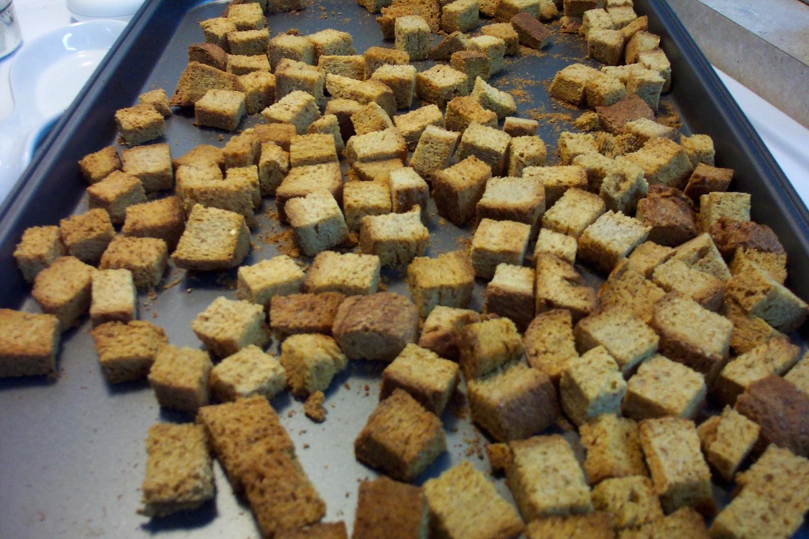 Домашние сухарики в духовке рецепт пошагово в