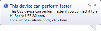 devicecanperformfaster Mematikan pesan This device can perform faster pada Windows 7