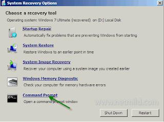 hdd system recovery Cara mudah periksa kesehatan Hard Disk Di Windows 7