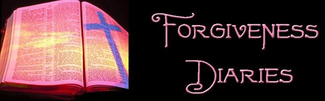 Forgiveness Diaries
