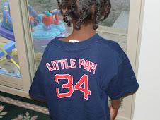 Little Kid, Big Bat