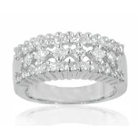 2.20 Ct Princess Cut Diamond Ring