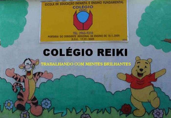 Colégio Reiki
