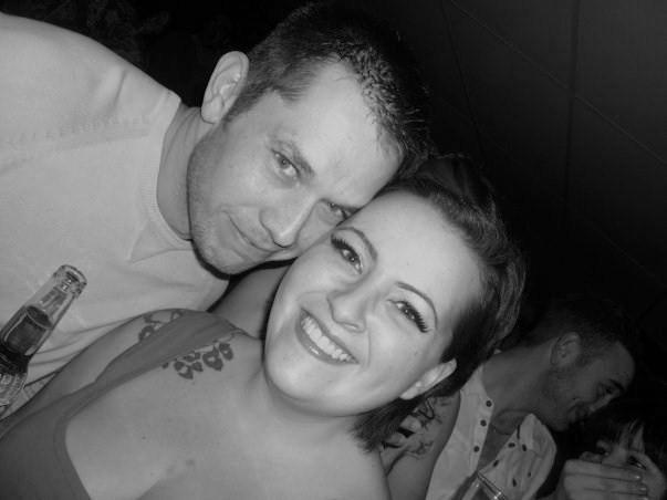 Me and my Gorgeous Husband Matt