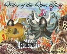 Order of the Opus Gluei fortnightly challenge