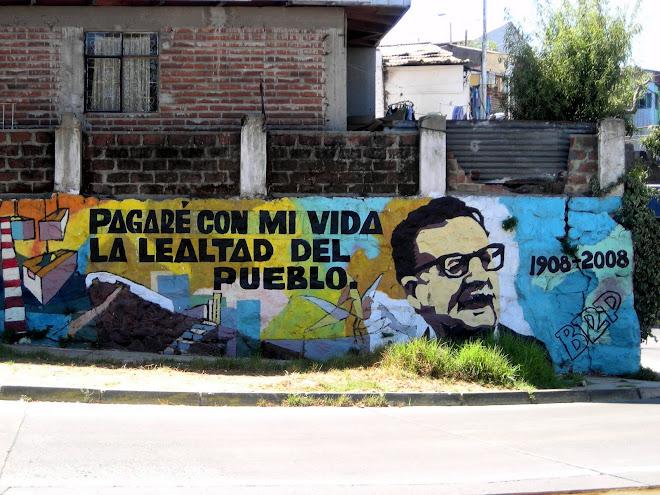 Mural Cerro Esperanza
