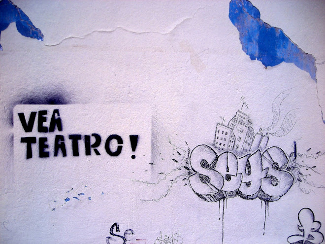 Stencil Anónimo, Cerro Alegre