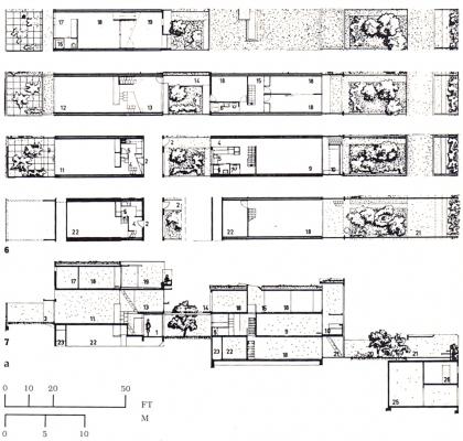 Les d sertes atelier 5 siedlung halen herrenschwanden for Atelier 5 architecture