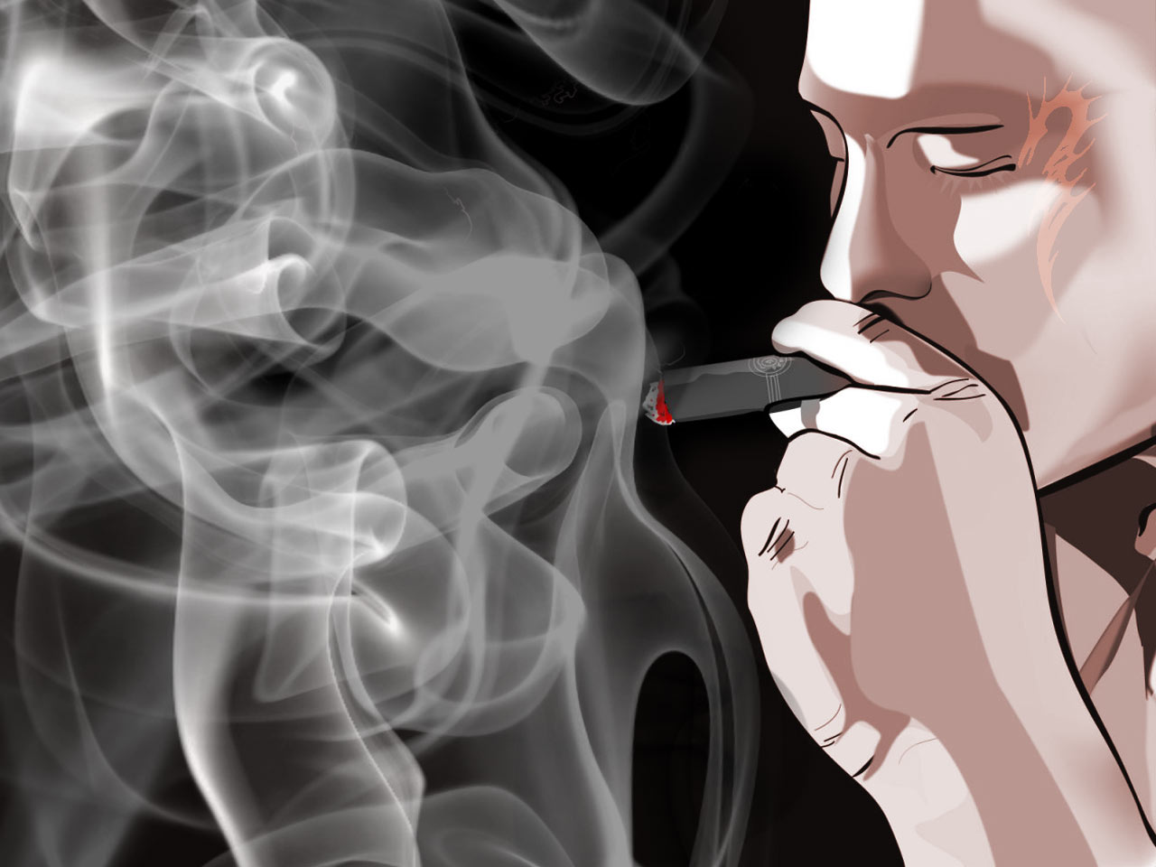 tobacco cigarettes  research paper about cigarette smoking