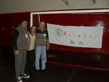 """2º encuentro de Red Latinoamericana de Juegos """"RELAJO"""" Buenos Aires"""