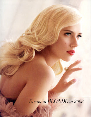 Dream in blonde in 2008