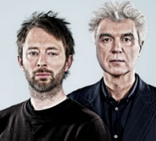 Thom Yorke + David Byrne @ WIRED (Jan. '08)
