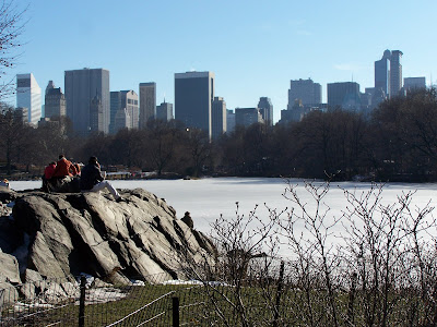 Central Park, Nova Iorque (Fevereiro, 2005)