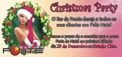 Christmas Party @ Bar da Ponte