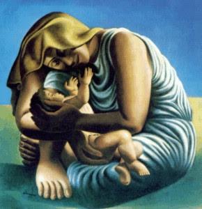 Maternidade, Almada Negreiros