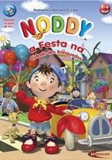 Noddy: a festa na cidade dos brinquedos