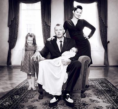 The new Addams family?