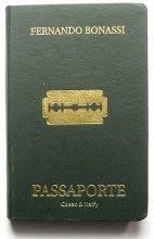 Passaporte, Fernando Bonassi