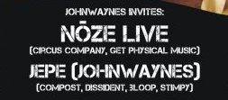 Johnwaynes invite Nôze