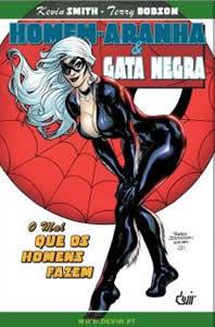 Homem-Aranha & Gata Negra: O mal que os homens fazem, Kevin Smith e Terry Dobson