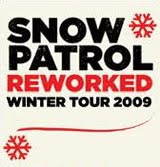 Snow Patrol live in London, Nov 23 2009