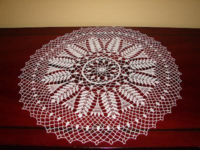 Autumn Harvest Crocheted Hat - Free Crochet Pattern: Wool