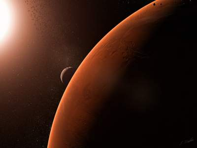 About Planet Mars