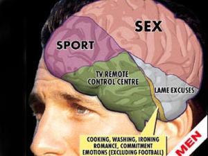 perbedaan bagian-bagian otak pria dan wanita