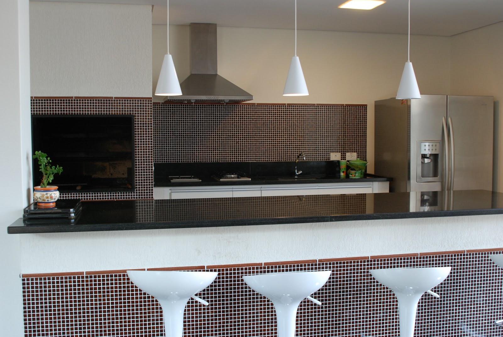 Conversa de Arquiteto: Projeto de uma cozinha e um espaço gourmet #7A6851 1600 1074