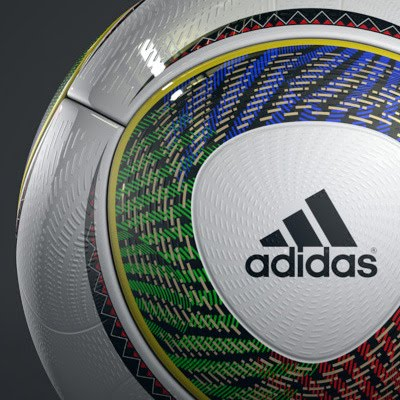 World Cup Jabulani Ball. World Cup 2010 Match Ball
