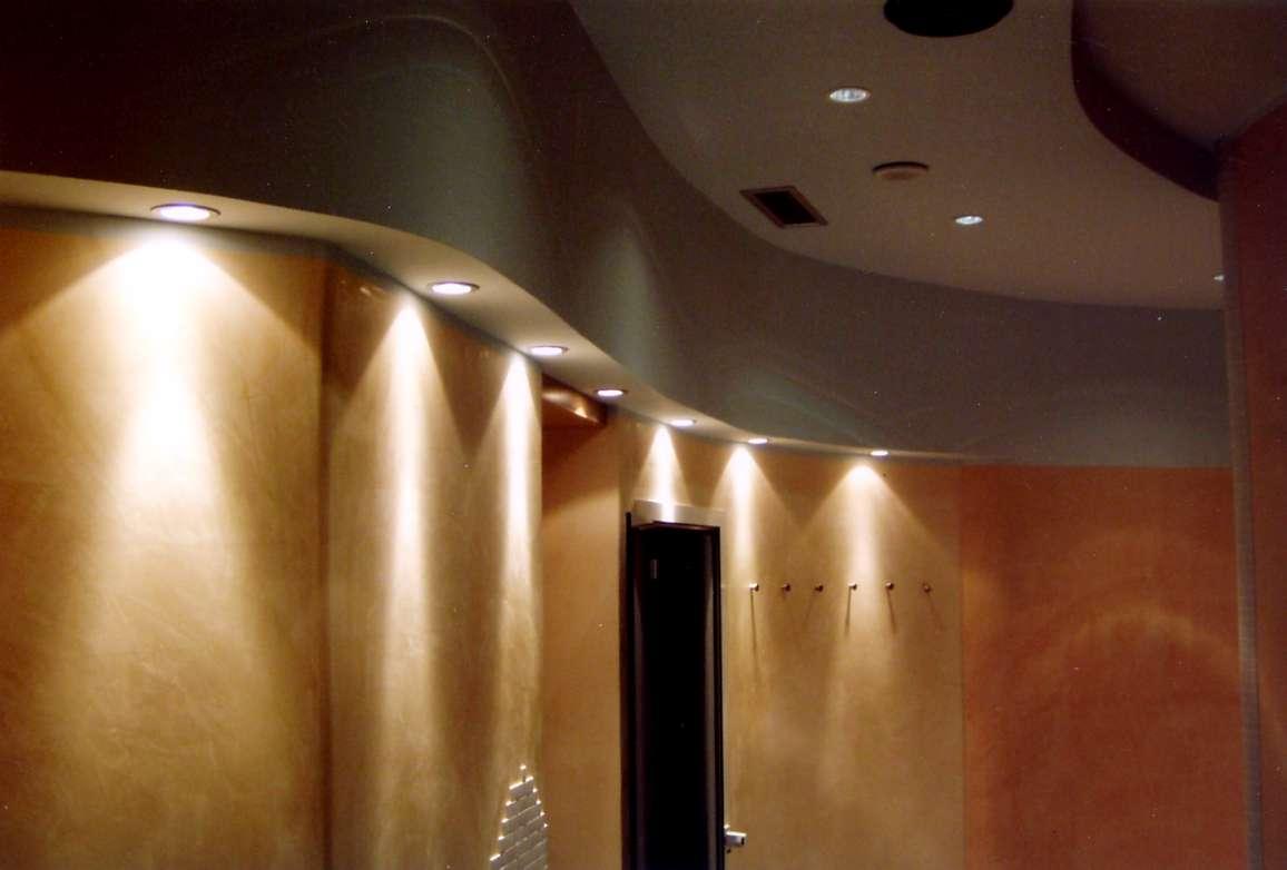 Forum illuminazione soggiorno cucina for Faretti a incasso