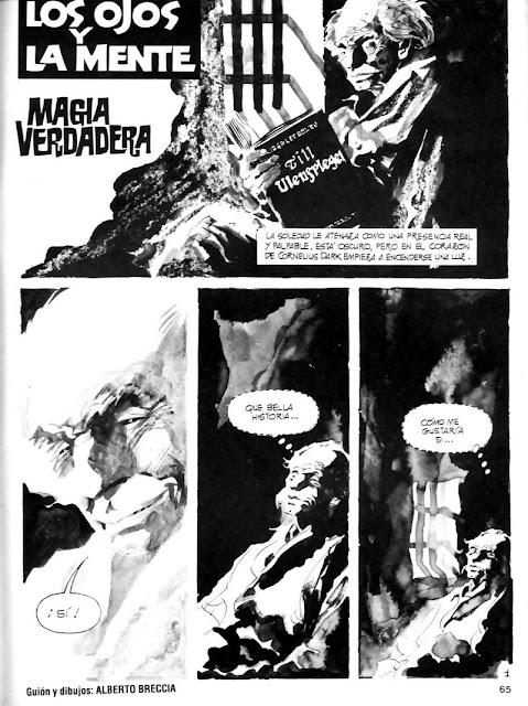 Alberto Breccia - Magia verdadera