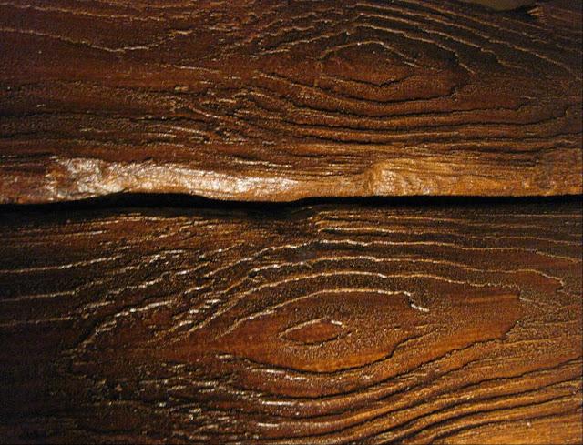 belki rustykalne listwy dekoracyjne belki drewniane imitacja na elewacji