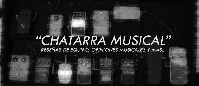 """Chatarra Musical"""