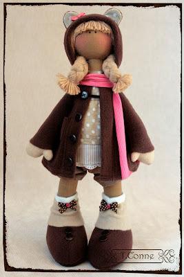 выкройки кукол татьяны коннэ.