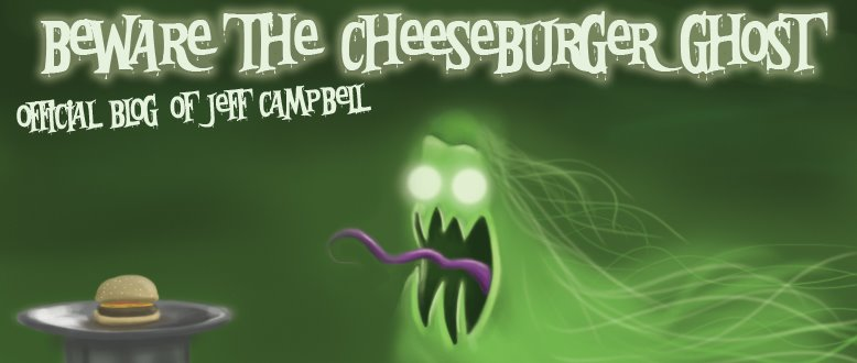 Beware The Cheeseburger Ghost!