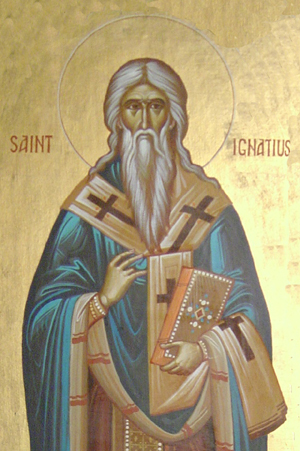 the letter of saint ignatius of antioch to the philadelphians Ignatius of antioch penned these letters to churches (ephesians, magnesians, trallians, romans, philadelphians, and smyrnaeans) and polycarp on his way to martyrdom.